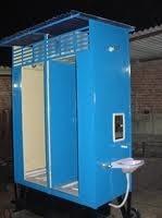 2 Seater Mobile Toilet Van