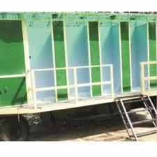 14 Seater Mobile Toilet Van
