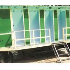 14 Seater Mobile Toilet Van