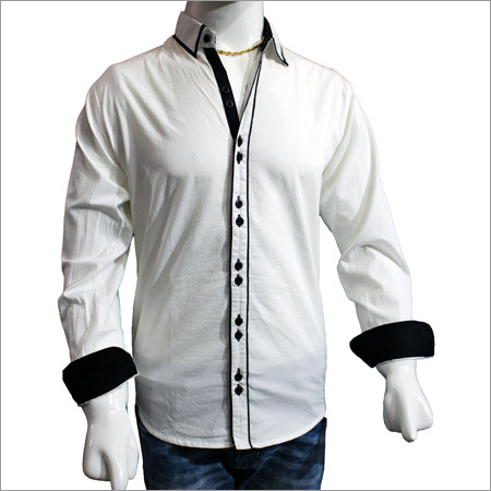 Designer Mens Casual Shirts