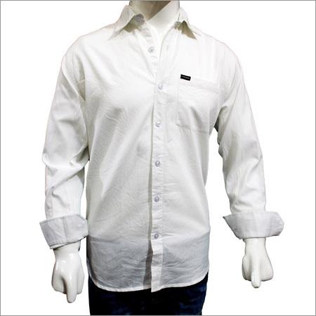 Mens Designer Plain Shirts