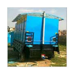 Multi-Seat Mobile Toilet Van