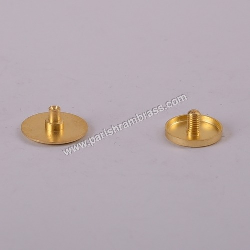 Brass File Screws