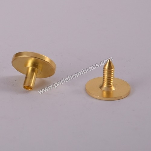 Brass Precision Screws