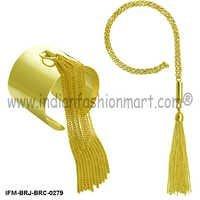 Prodigal De trop  - Brass Cuff