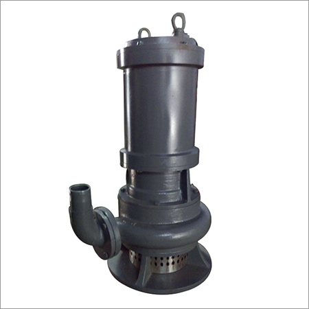 High Speed Light Duty Sewage And Effluent Submersible Pumps