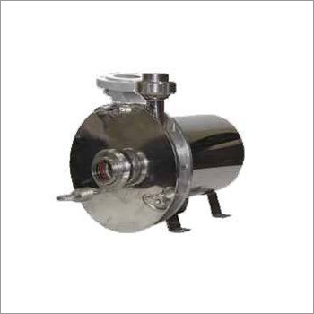 S.S. Centrifugal Sanitary Design Dairy Pharmaceutical Pumps