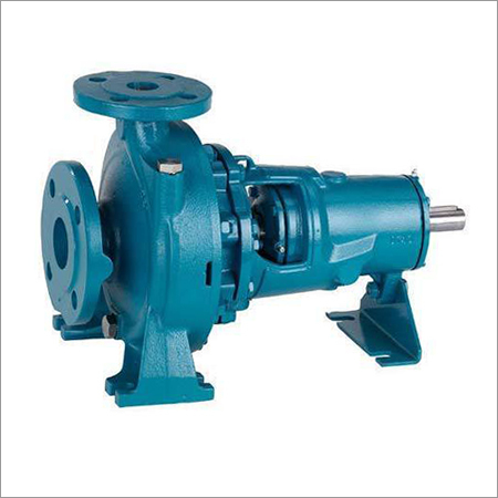 End Suction, Horizontal, Centrifugal Coupled Pumps With Semi Open Impeller
