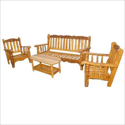 Outstanding Wooden Sofa Set In Jodhpur Rajasthan Dealers Traders Download Free Architecture Designs Photstoregrimeyleaguecom