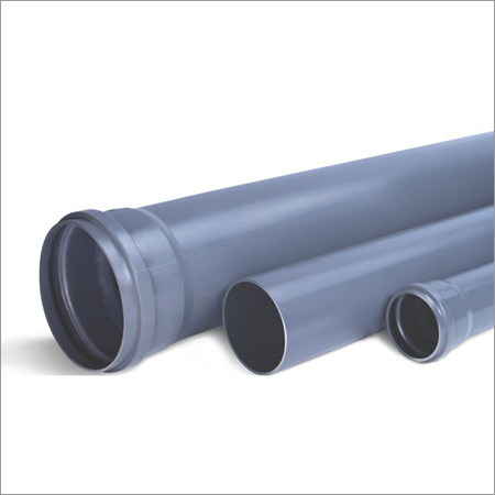 SWR Drainage Rigid PVC Pipes