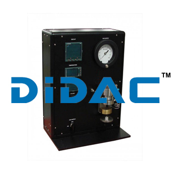 Gas Permeameter With DAQ