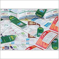 Sheet Form Labels
