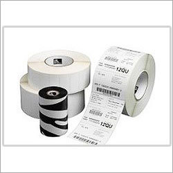 White Polyester Labels