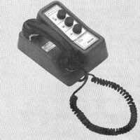 BOSCH Desktop Handset Station LBD-8904
