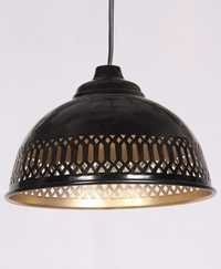 BLACK GOLDEN CUTTING PENDANT LAMP
