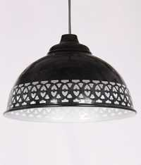 BLACK & WHITE PENDANT LIGHT