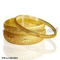 Glow  of Kentaurus - Leather Bangle Set