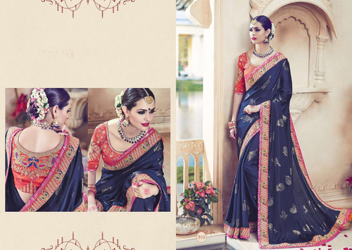 Silk Heavy saree