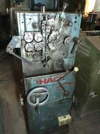 HACK SM 15 SPRING COILING MACHINE
