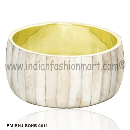 Divine Chroma - Bone Bangle