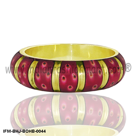 Impish Bizarro - Bone Bangle