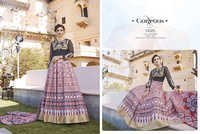 Georgette Fancy Salwar suits