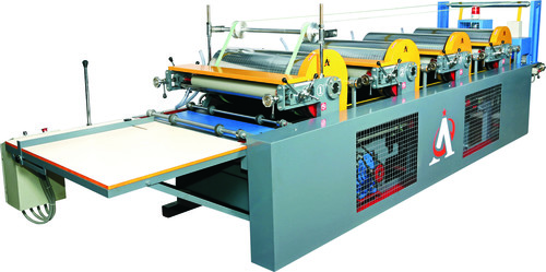 Flexo Printing Machine For Woven Sacks