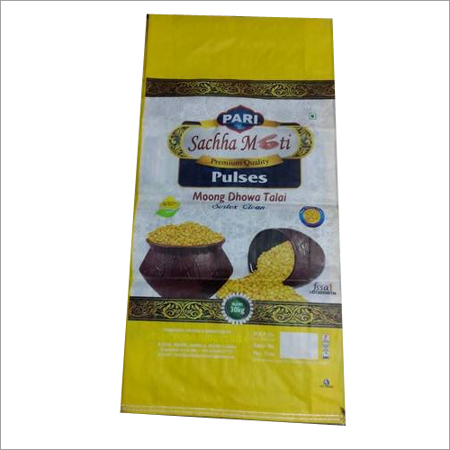 Pulses Packaging Bags
