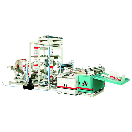 Twist Gusset Device Woven Sack Cutting Machine