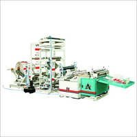 Woven Sack Cutting Machine With Twist GussetDevice
