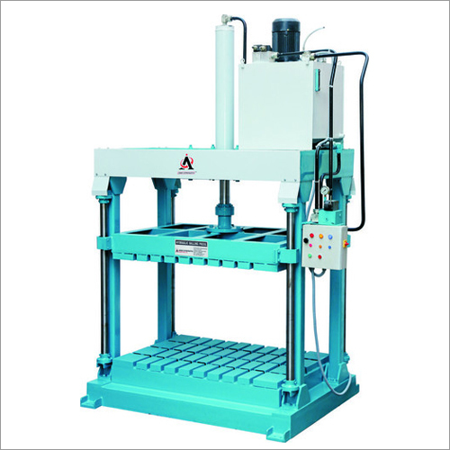 Woven Sack Hydraulic Baling Press