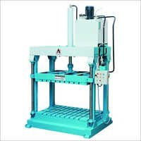Woven Sack Hydraulic Baling Press