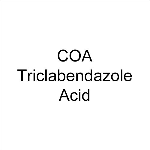 COA Triclabendazole Acid