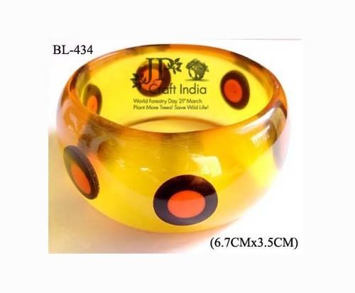 Resin Artificial Bangle