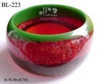 Resin Beautiful Bangle