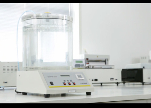 packaging air leak testing machine