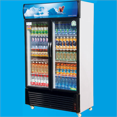 Upright Glass Door Chiller/Freezer