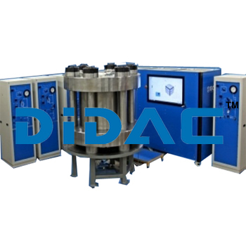 Poly Axial True Triaxial Rock Testing System