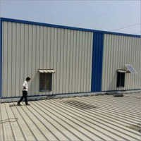 Prefabricated Industrial Sheds
