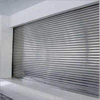Stainless Steel Rolling Shutter