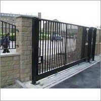 Automatic Sliding Iron Gate