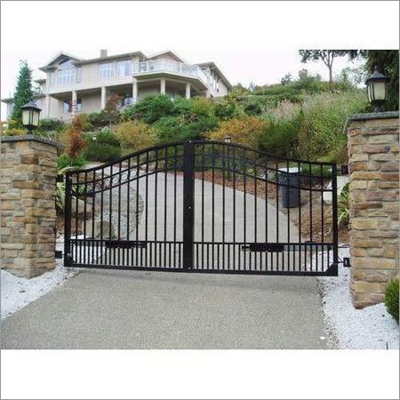 Swing Iron Gates
