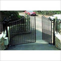 Automatic Swing Iron Gate