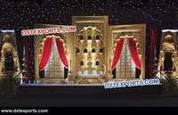 Rajwada Theme Stage Decor