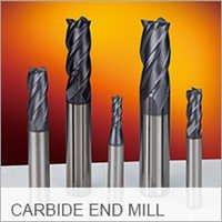 Carbide End Mills