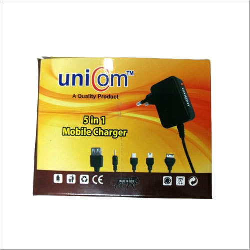 5in1 Mobile Charger