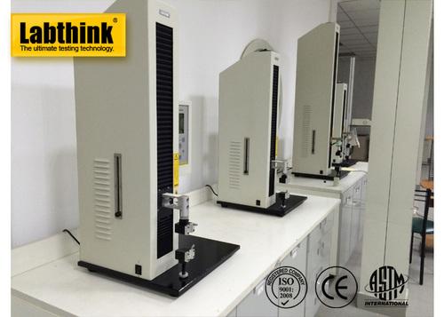 Plastic films tensile properties testing machine