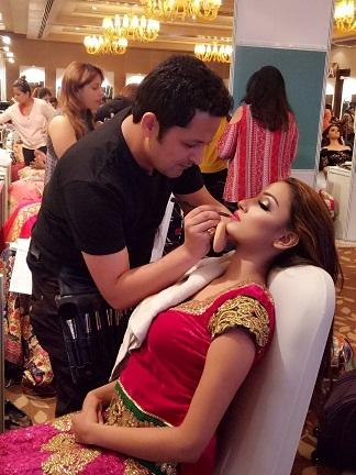 Air Brush Bridal Makeup Artist karnal