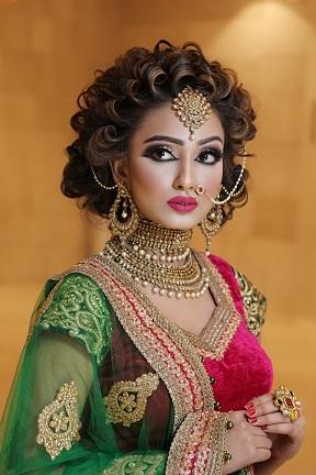 HD Bridal Makeup Artist