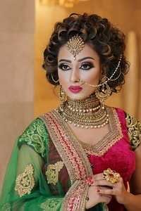 HD Bridal Wedding Makeup Services